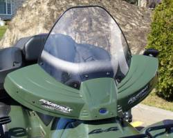 Honda Fourtrax-Rancher ATV Fairing