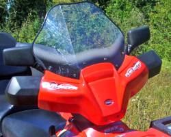 Can-Am Outlander 400 XT ATV Fairing