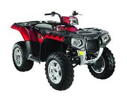 2009 Polaris Sportsman EFI XP