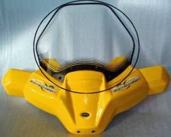 Can-Am Outlander 400 Standard ATV Windshield