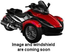 Can-Am Spyder windshield